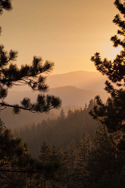 Truckee Sunset