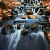 Anthem Park waterfalls