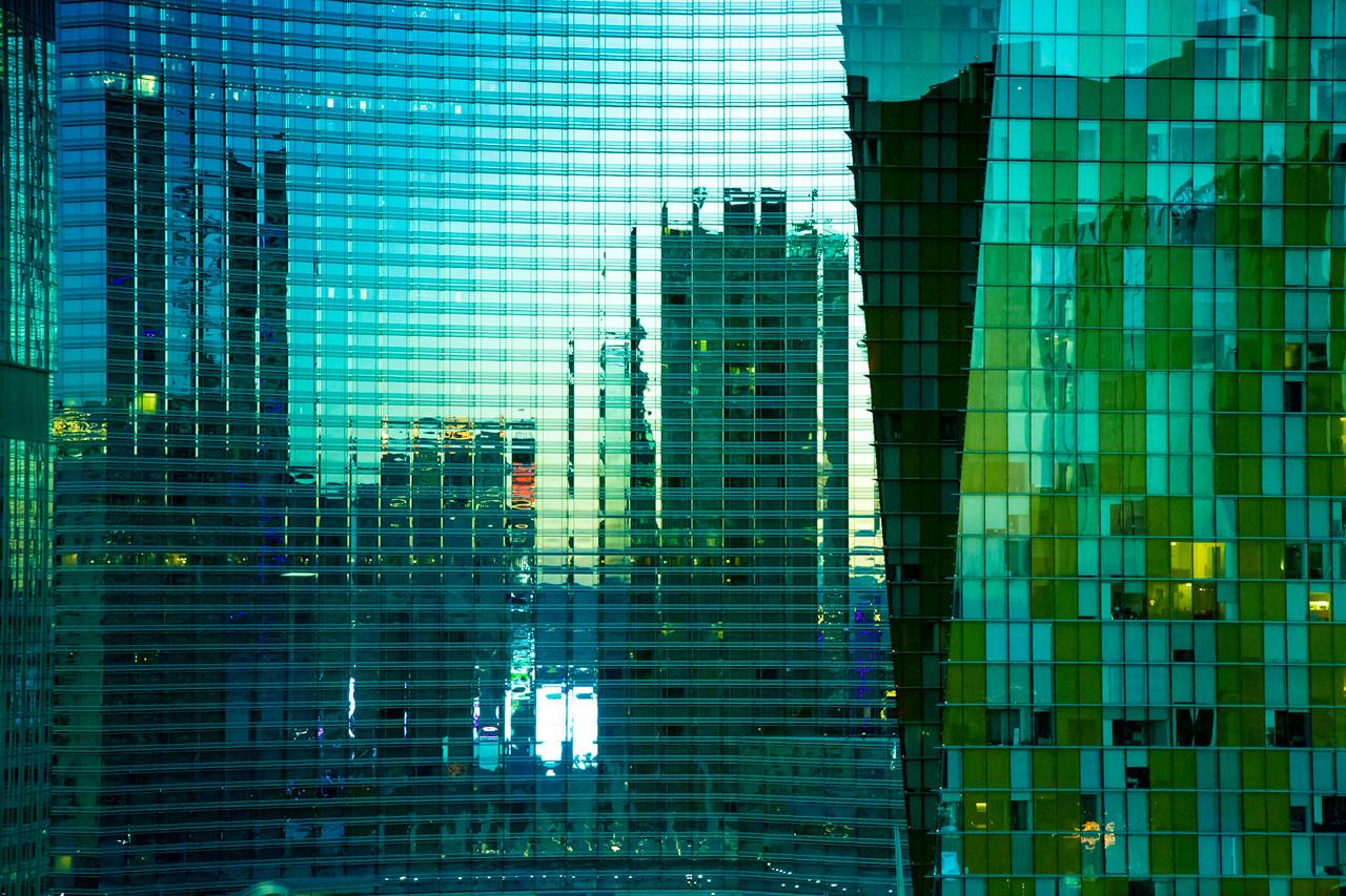 Sunrise In Vegas