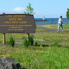 Two Harbors entrance