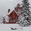 The winter look
