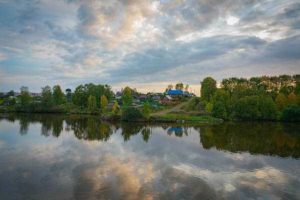 Volga River- Russia 02