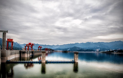 The Tree Gorges Dam-China-2