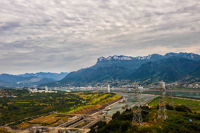 The Tree Gorges Dam-China-3