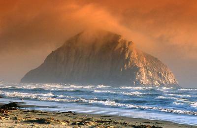 Morro Rock-CA