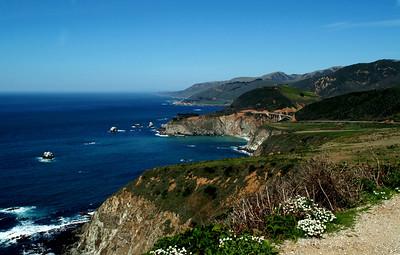 Pacific Ocean-CA