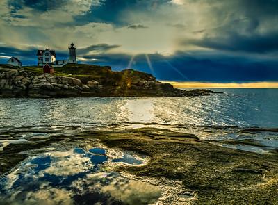 Nubble Light - Cape Neddick Lighthouse