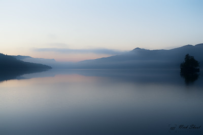 Loch Katrine Morning mist