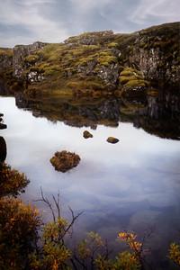 almannagja - iceland