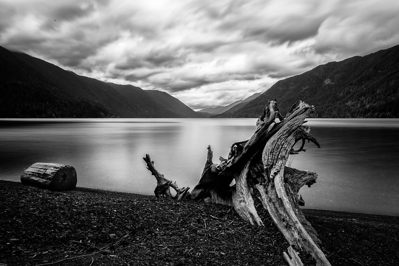 Lake Crescent, Olympic NP