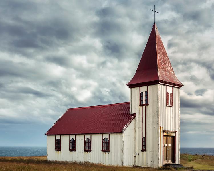 Old Icelandic Church