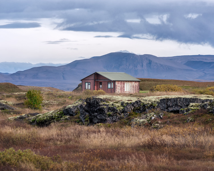 Lone Iceland Cabin