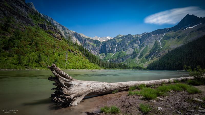Avalanche Lake, Glacier NP
