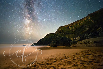 Coumeenole Night Stars