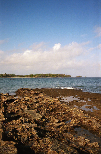 the island - panama