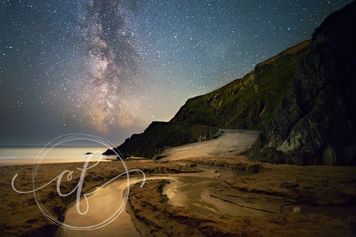Coumeenole Milky Way