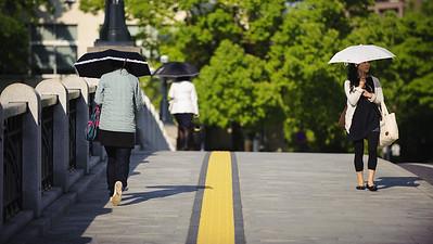 Hiroshima - bridge