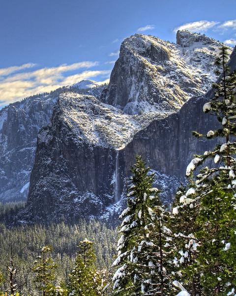Yosemite National Park--Yosemite Falls (3-21-12)