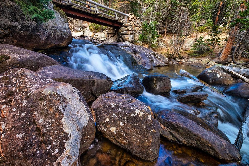north st. vrain creek