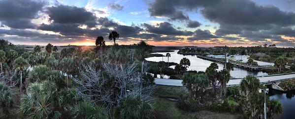 Linda Pedersen Park, Hernando Beach, Florida