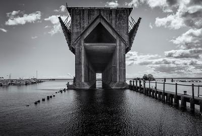 abandoned ore dock