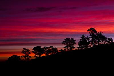Horsetooth Ridge Sunrise
