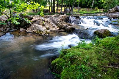 mcgalliard creek