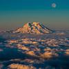 Above Rainier
