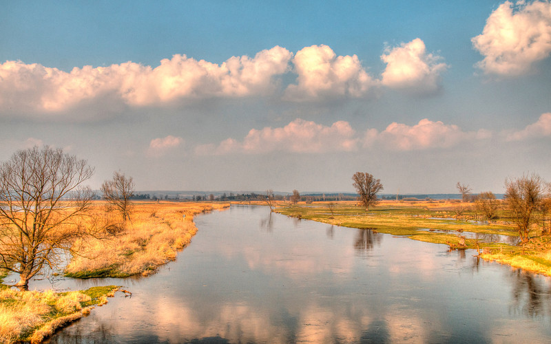 Noteć River, Poland