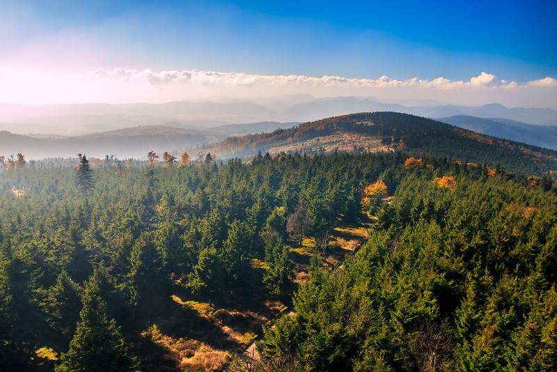 Table Mountains, Poland