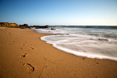 Pescadero Beach, California
