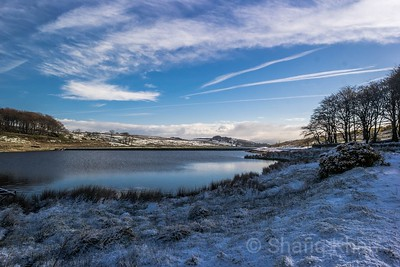 Dean Clough Reservoir