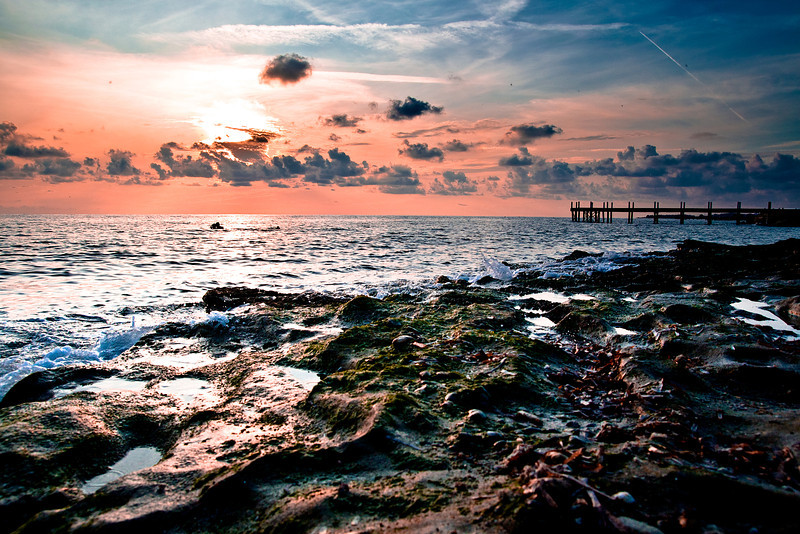 Mediterranean Sea Coast, Turkey