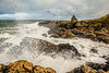 Rocks at Portsoy, Aberdeenshire, Scotland.Rocks at Portsoy, Aberdeenshire, Scotland.