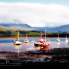 Boats at Beaumaris