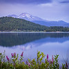 Blue Hour over Lake Siskiyou