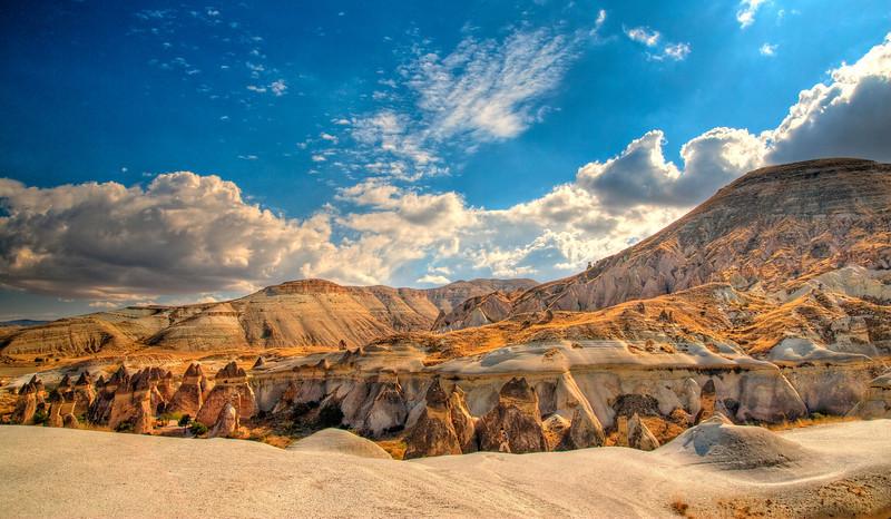 Cappadocia Valley, Turkey
