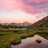 Mount Dana Sunset