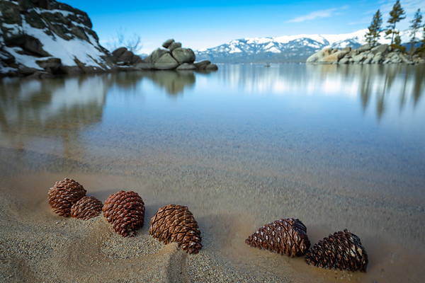 A Lake Tahoe Holiday
