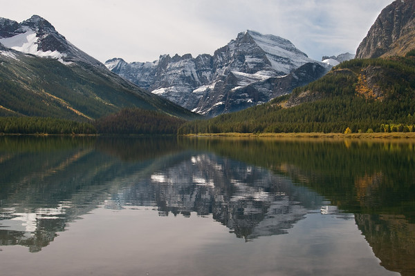 Mt Gould Reflection