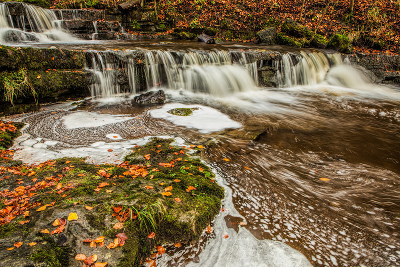 Scaleber Force near Settle in the Yorkshire Dales
