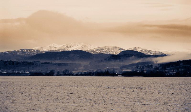 Northern Sea, Scotland