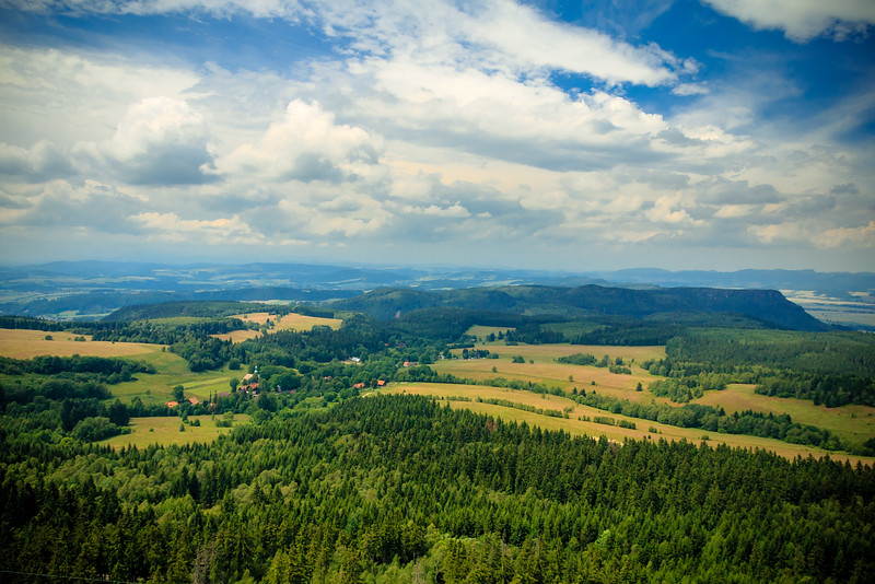 Table Mountains, Poland