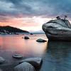 Bonsai Rock Pink Sunset