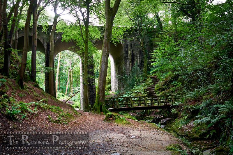 Groudle Glen Viaduct, Isle of Man