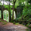 Groudle Glen Viaduct, Isle of Man
