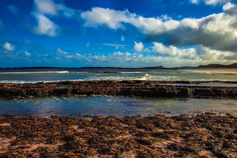 Newton Beach, Northumberland.