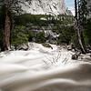 Atop Vernal Falls