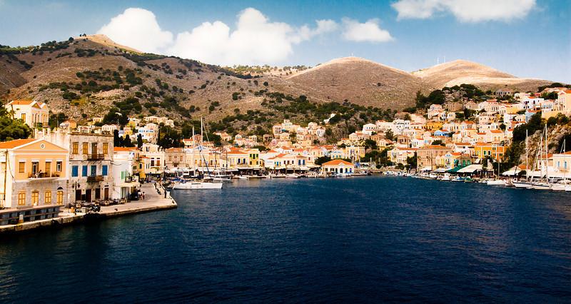 Ano Symi, Greece