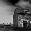 Ruin & Bales (infrared)